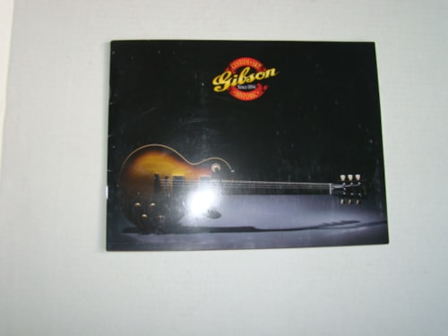 2004 Gibson Custom Shop Catalog (Historic/Signature/Custom/Pro Shop)