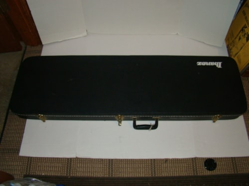 2005 Ibanez Bass Case