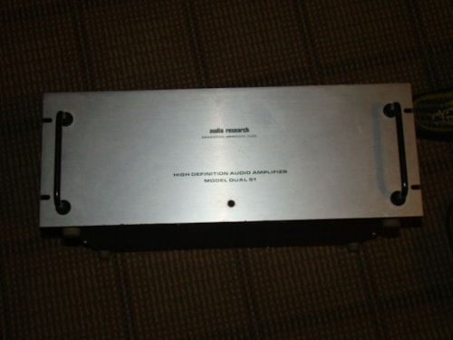 Audio Research High Def. Audio Amp (Model 51)