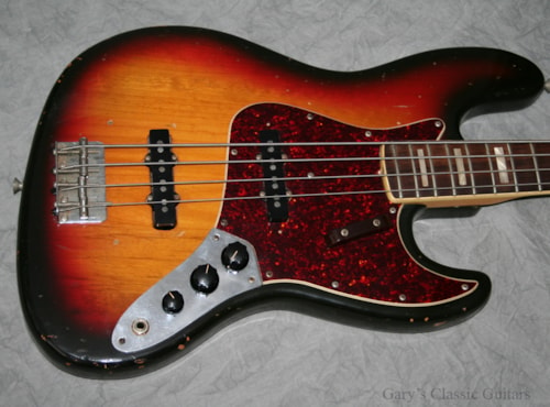 1973 Fender Jazz Bass (#FEB0222)