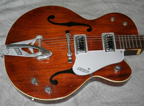 1961 Gretsch Tennessean Model 6119 (#GRE0160)