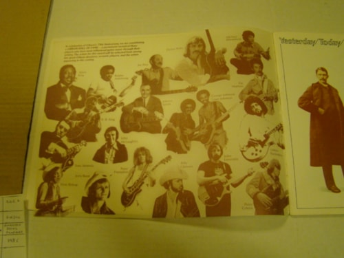 1978 Gibson Guitar & Bass Catalog (Full Color)