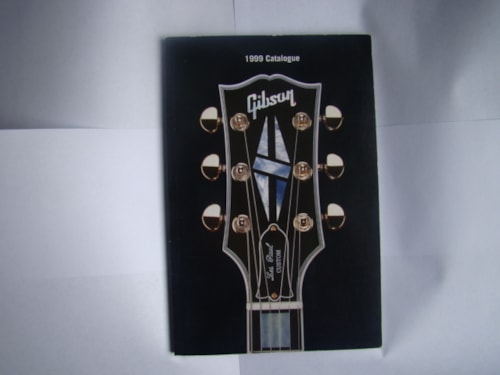 1999 Gibson Catalog, Full Color