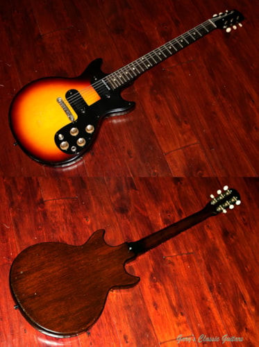 1963 Gibson Melody Maker (#GIE0417)