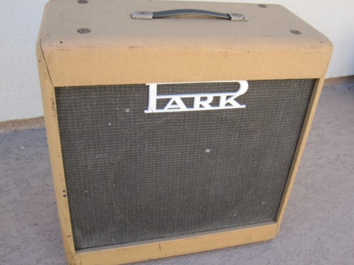 ~1977 MARSHALL/PARK 20w VINTAGE LE20 AMPLIFIER w/CELESTION