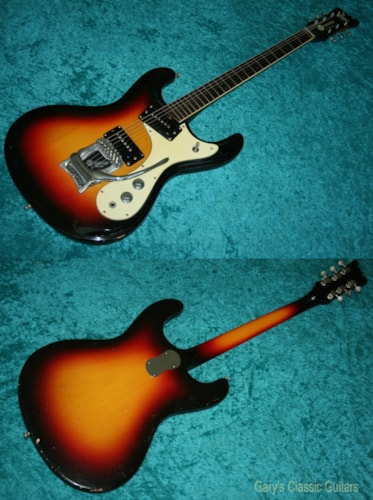 "1964 Mosrite ""The Ventures"" Mark I (#MOS0003)"