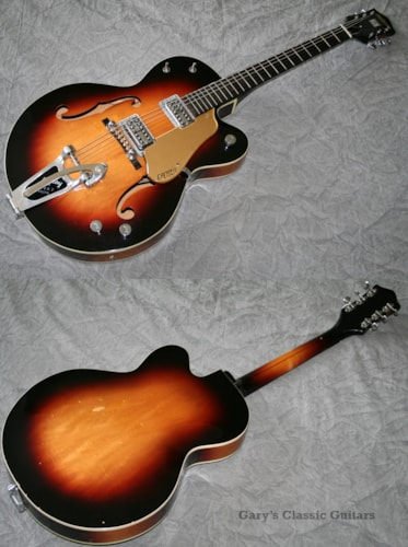 1958 Gretsch 6117 Double Anniversary (#GRE0166)
