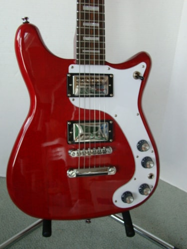 2009 Epiphone Wilshire  (N.O.S./Limited Ed.)