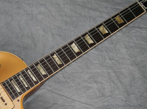 1952 Gibson Les Paul Goldtop (#GIE0322)
