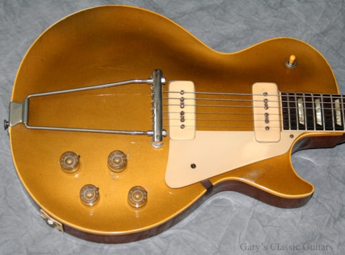 1952 Gibson Les Paul Goldtop (#GIE0435)