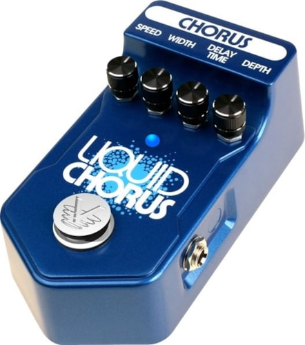 Truetone (Visual Sound) Liquid Chorus V2 Pedal
