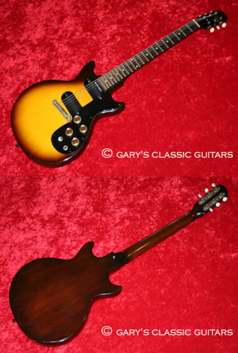 1962 Gibson Melody Maker (#GIE0423)