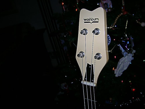 ~1978 WASHBURN WING  SERIES SCAVENGER BASS