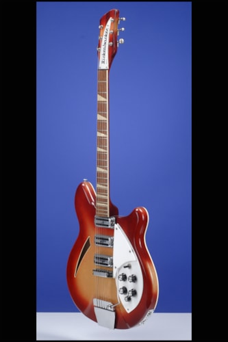 1966 Rickenbacker 375 (three pickups with vibrato)