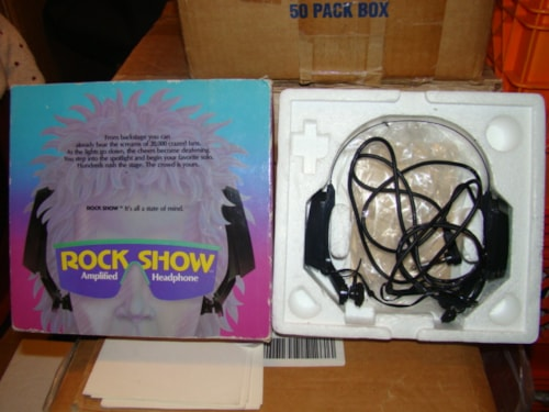 1994 ROCK SHOW Headphone Amp