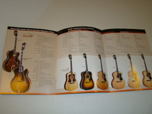 2004 Guild Catalog Flyer