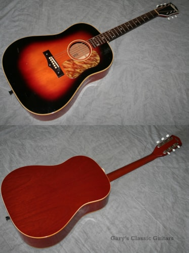 1955 National Model 1155 Acoustic Guitar (#NAT0002)