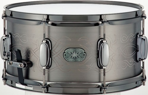 "Tama Metalworks Nickel 6.5"" x 13"" Limited Snare ST1365EBNP"