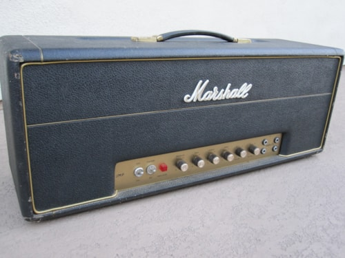 ~1970 Marshall VINTAGE 100w SUPER LEAD AMP AMPLIFIER
