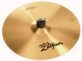 "Zildjian A 16"" Medium Crash Cymbal"
