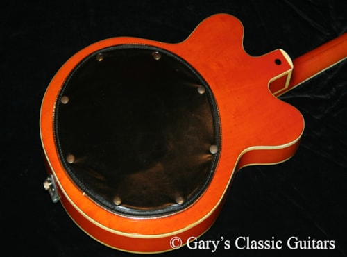 1965 Gretsch 6120, Western Orange (#GRE0242)