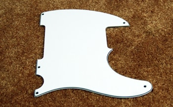 2008 Unknown Reproduction Esquire Pickguard