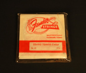 1959 Fender® 1959 Fender® Flatwound Electric-Spanish Strings