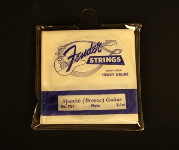 1959 Fender® 1959 Fender® Spanish Guitar Strings