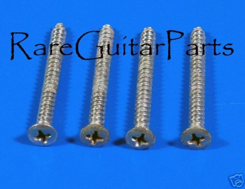 1965 Fender® 1965 Fender® Mustang® Neck Screws