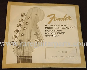 1965 Fender® 1965 Bass string  D-2nd