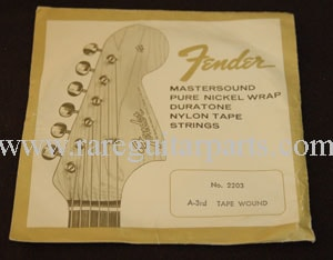 1965 Fender® 1965 Bass string A-3rd