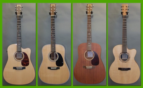 2017 Martin Many to choose from