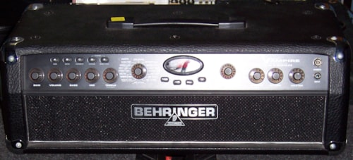 Berringer LX-1200 H ...Vampire Head