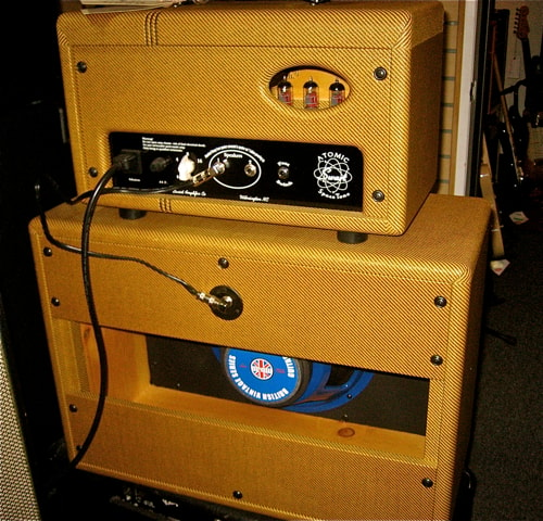 Swart AST MKII Head and Cabinet
