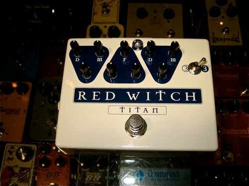 Redwitch Titan Analog Delay