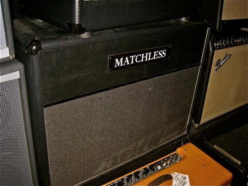 Matchless Avalon 2x12 Extension Cabinet
