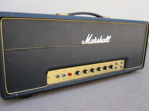 1973 Marshall PLEXI VINTAGE 1973 50w LEAD AMPLIFIER