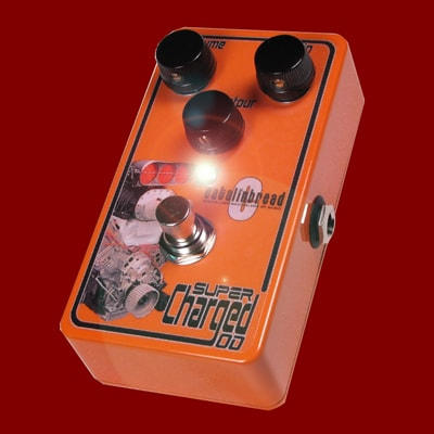 Catalinbread Supercharged OD