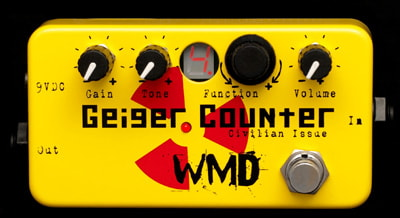WMD Geiger Counter-Civilian Issue
