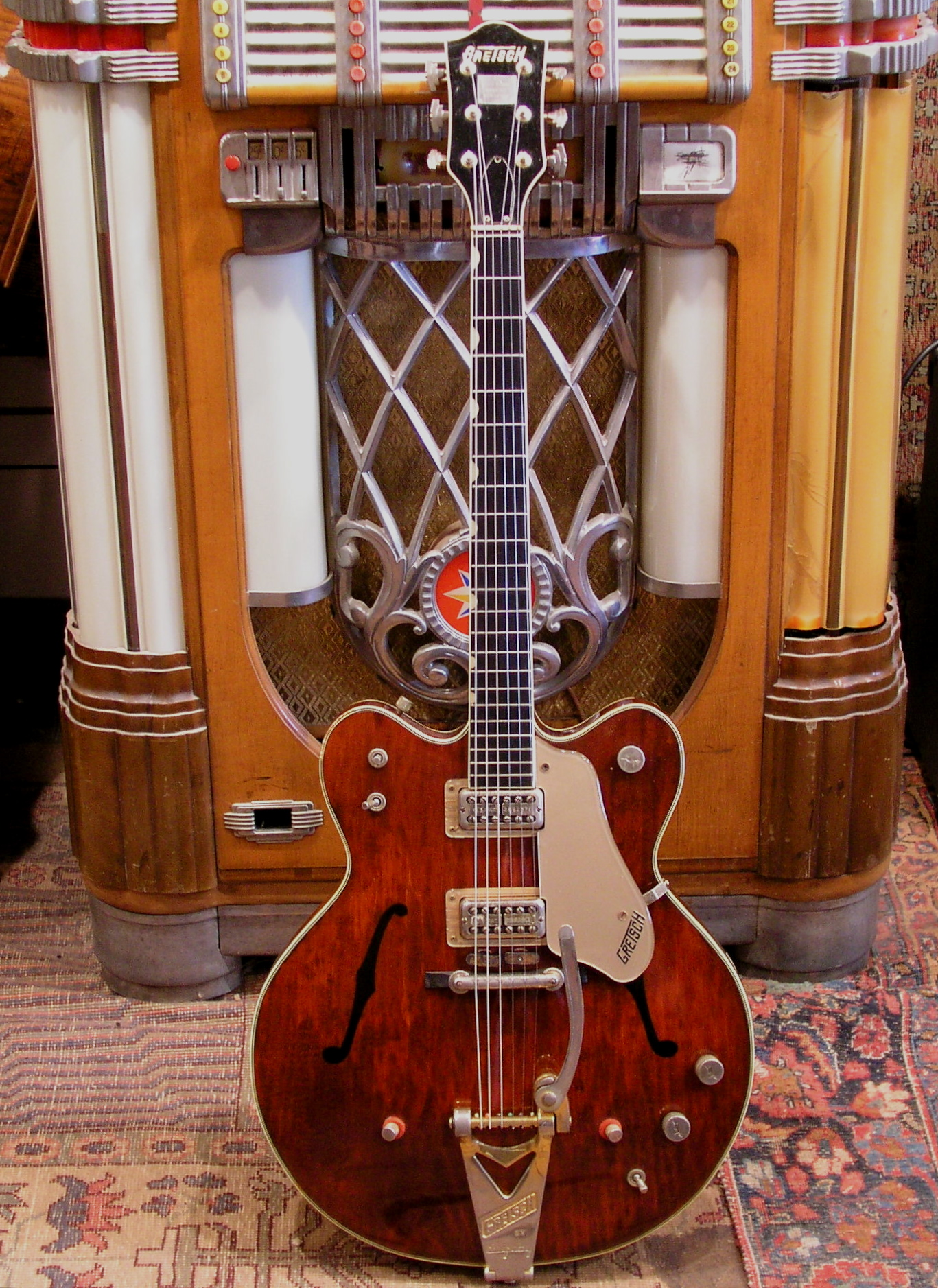 No Credit Check Credit Cards >> 1963 Gretsch Country Gentleman > Guitars Archtop Electric & Acoustic | Guitar Exchange