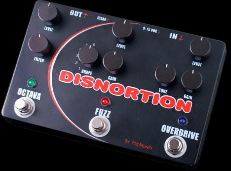 Pigtronix Disnortion