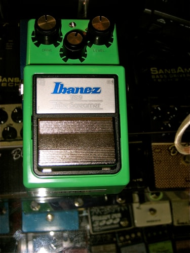 Keeley Tube Screamer Mod Plus