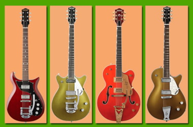Gretsch Many to choose from