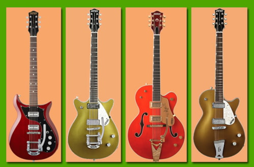2013 Gretsch® Many to choose from