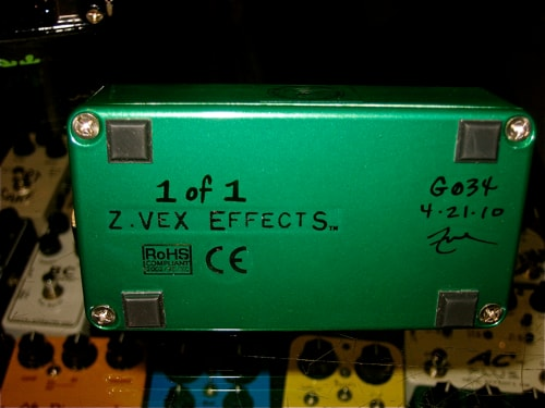 Z VEX Fuzz Factory Custom Painted