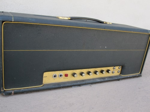 1971 Marshall VINTAGE 1971 SUPER BASS AMP PLEXI AMPLIFIER 100% ORIGINAL