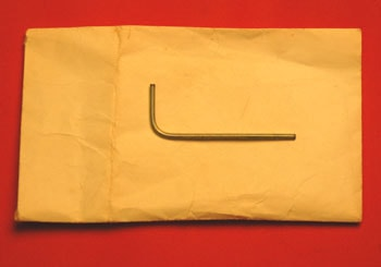 1959 Gibson Gibson Les Paul Jr. Special Tailpiece Allen Wrench