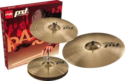 Paiste PST5 Cymbal Pack