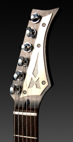 2010 AM Guitars Hi-Ho Silver