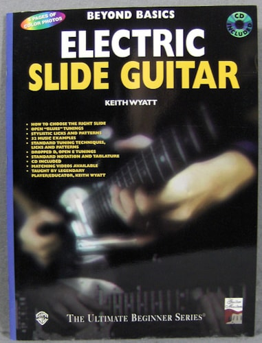 Alfred Publishing Electric Slide Guitar